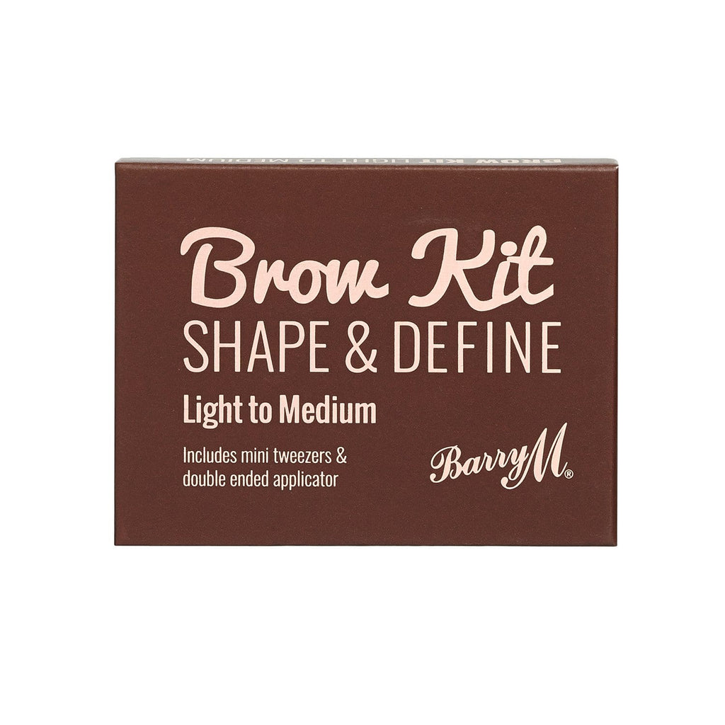Brow Kit | Light/Medium