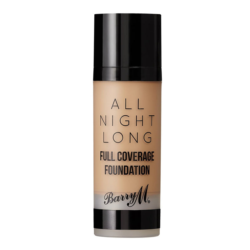 All Night Long Liquid Foundation | Butterscotch