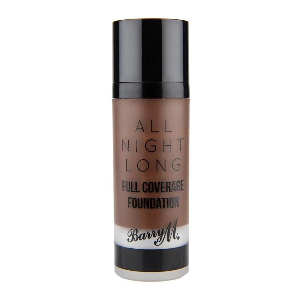 All Night Long Liquid Foundation | Chelsea Bun