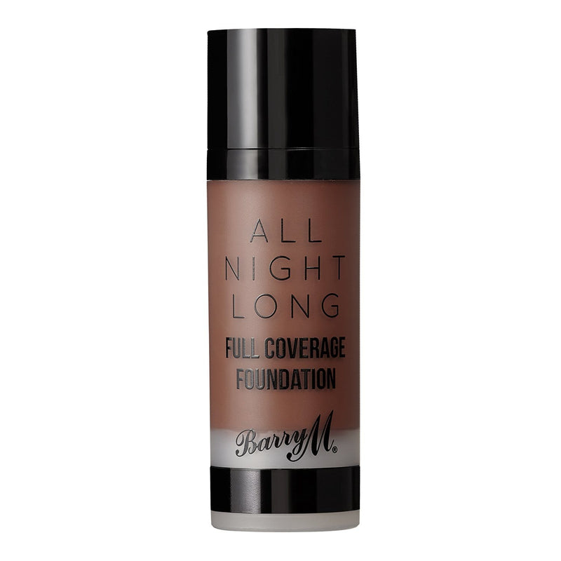 All Night Long Liquid Foundation | Chestnut