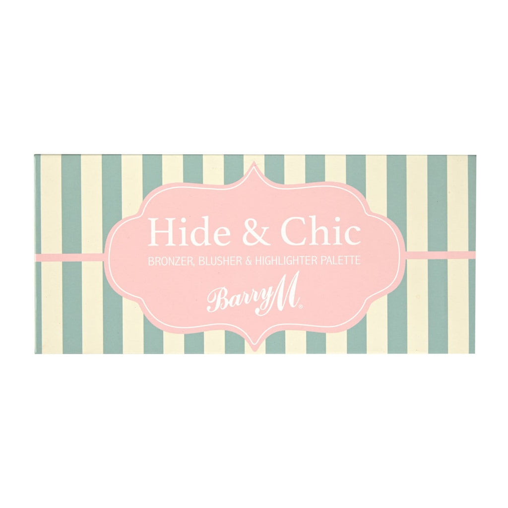 Hide & Chic Palette | Hide and Chic