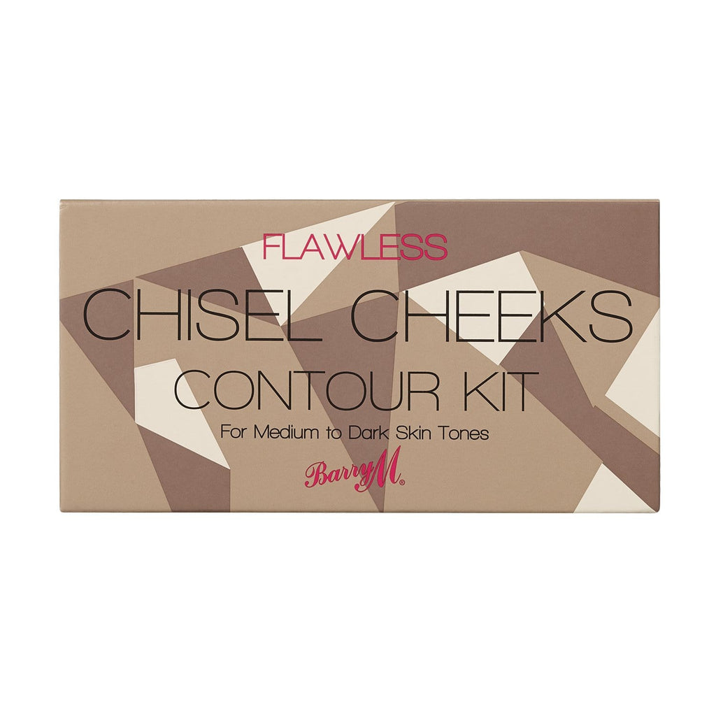 Chisel Cheeks Contour Kit | Medium/Dark