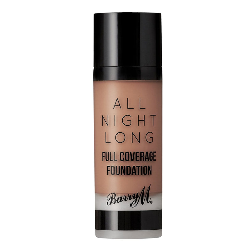 All Night Long Liquid Foundation | Cocoa