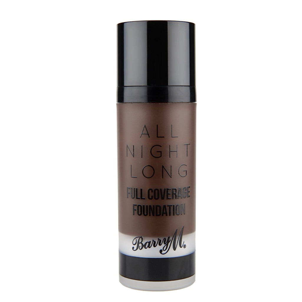 All Night Long Liquid Foundation | Coffee Bean
