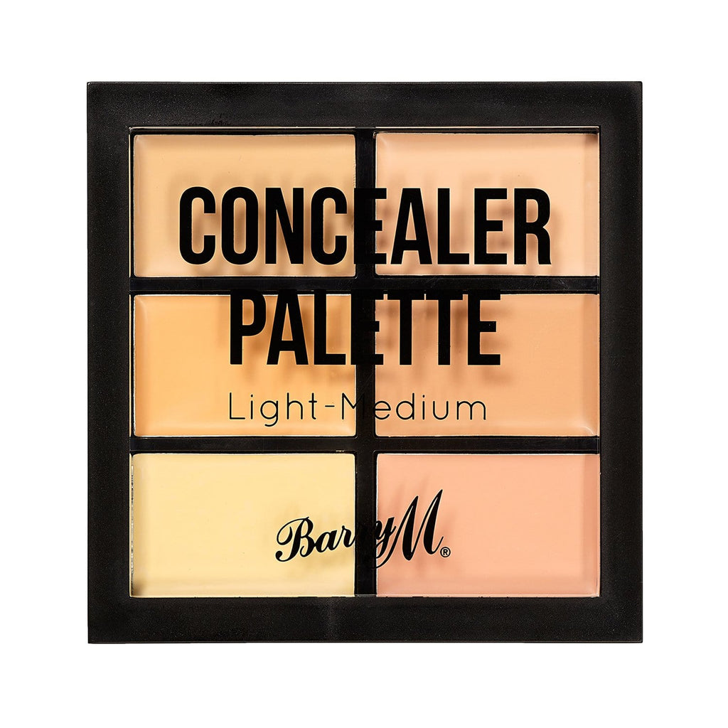 Concealer Palette | Light/Medium