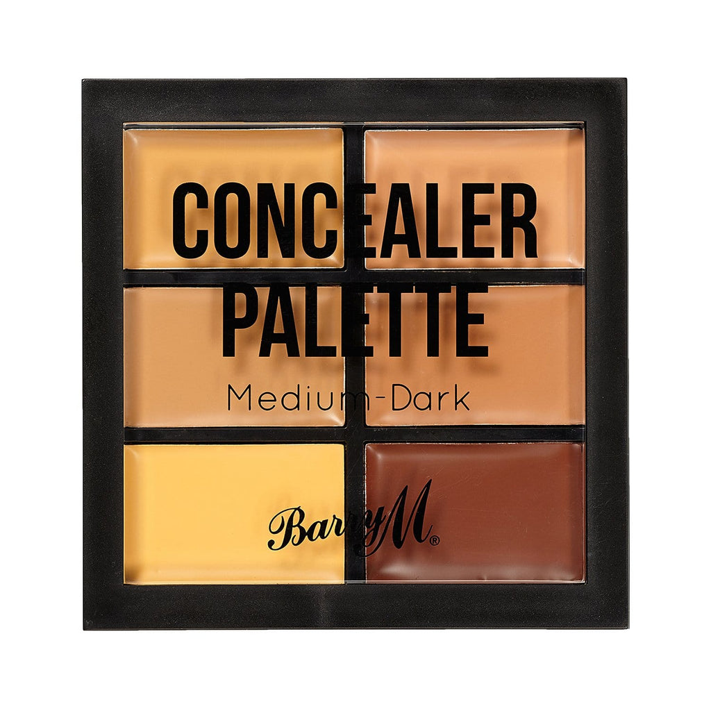 Concealer Palette | Medium/Dark