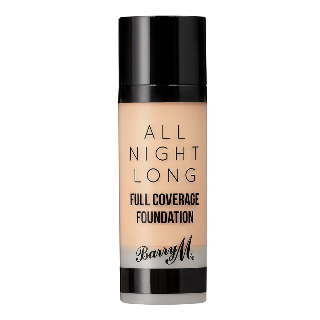 All Night Long Liquid Foundation | Custard