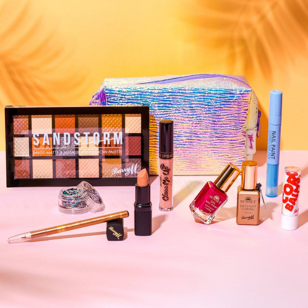 Desert Heat Makeup Goody Bag