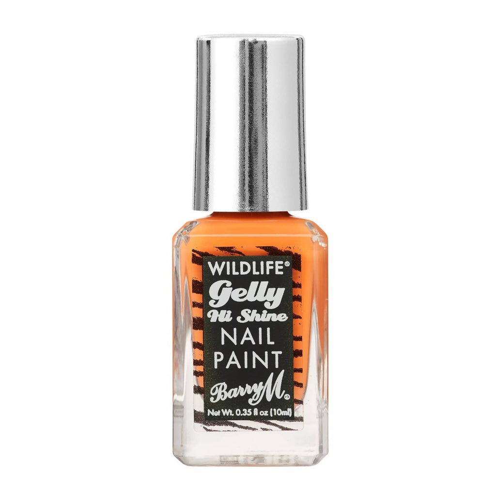 WILDLIFE® Gelly Hi Shine Nail Paint | Desert Orange