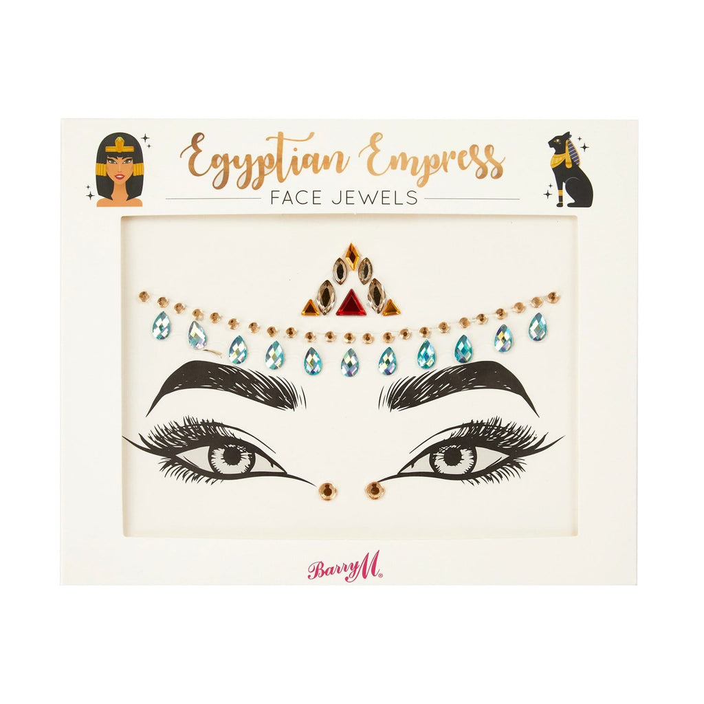 Face Jewels | Egyptian Empress