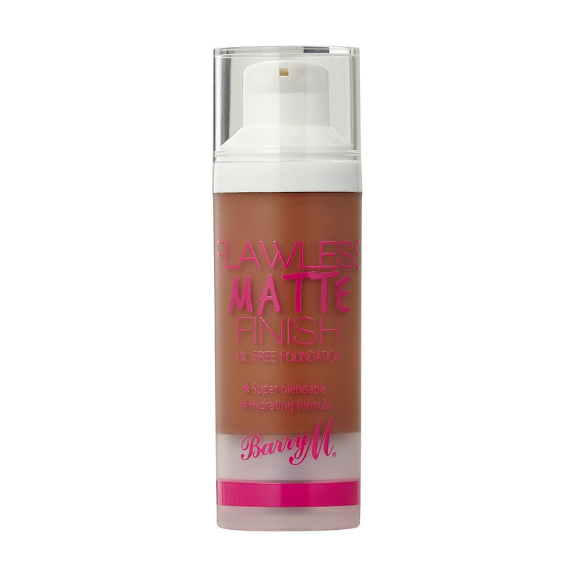 Flawless Matte Finish Foundation, Foundation,LF10