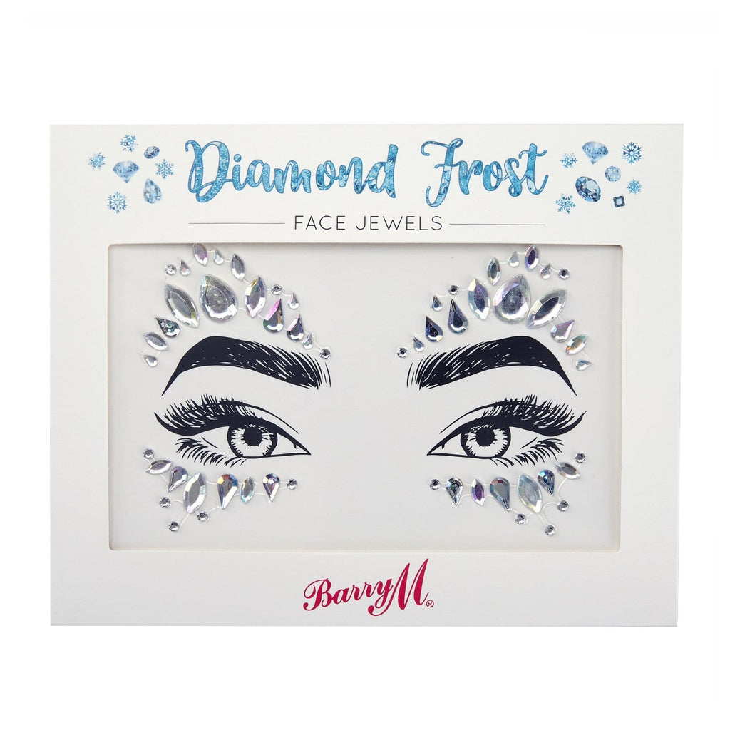 Face Jewels | Diamond Frost