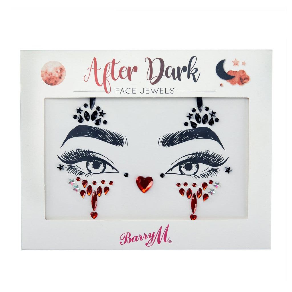 Limited Edition Face Jewels |  After Dark