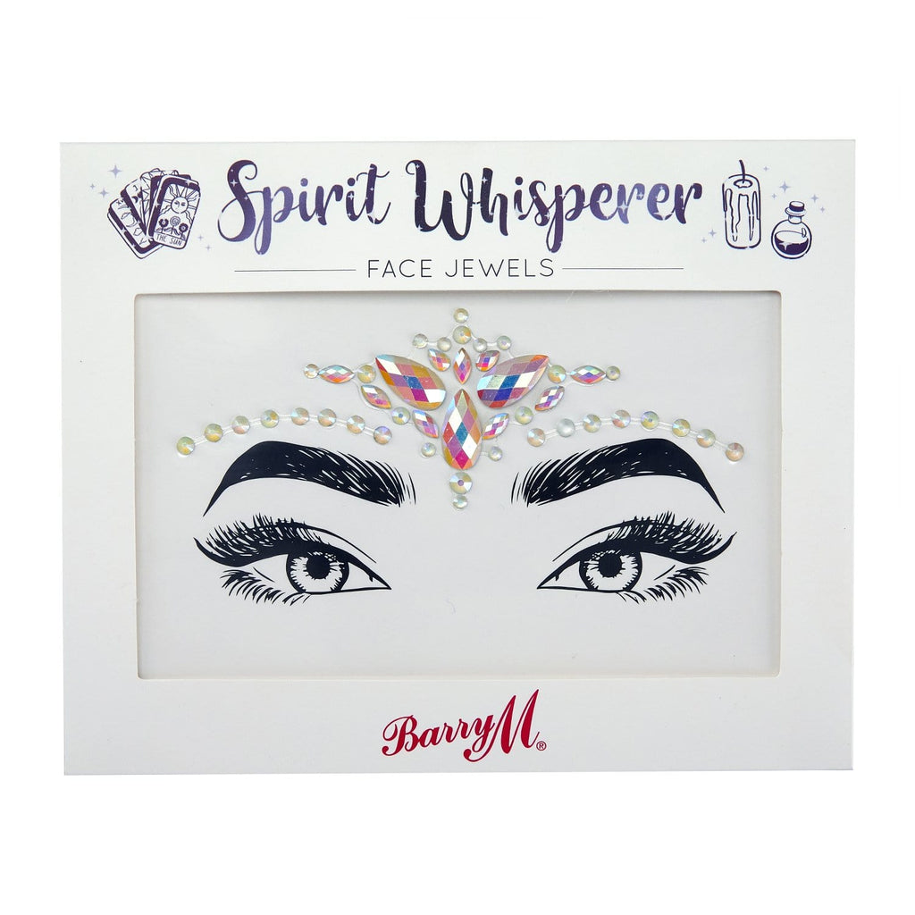 Limited Edition Face Jewels | Spirit Whisperer