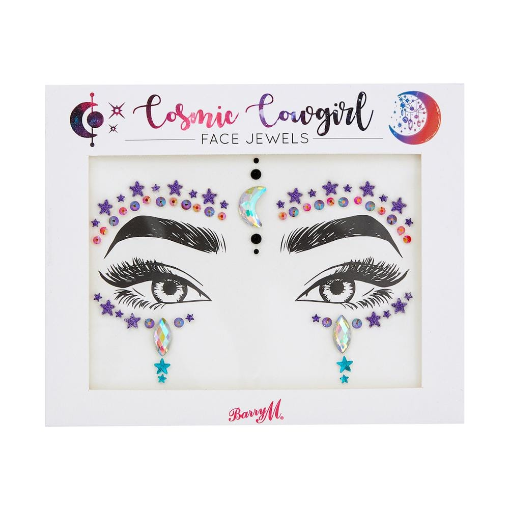 Face Jewels | Cosmic Cowgirl