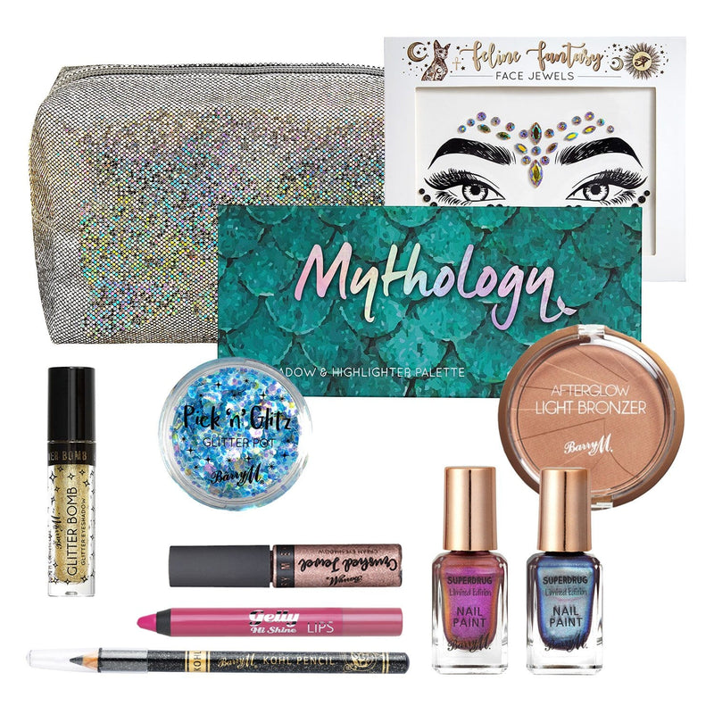 Feline Fantasy Makeup Goody Bag, Bundle,OB23