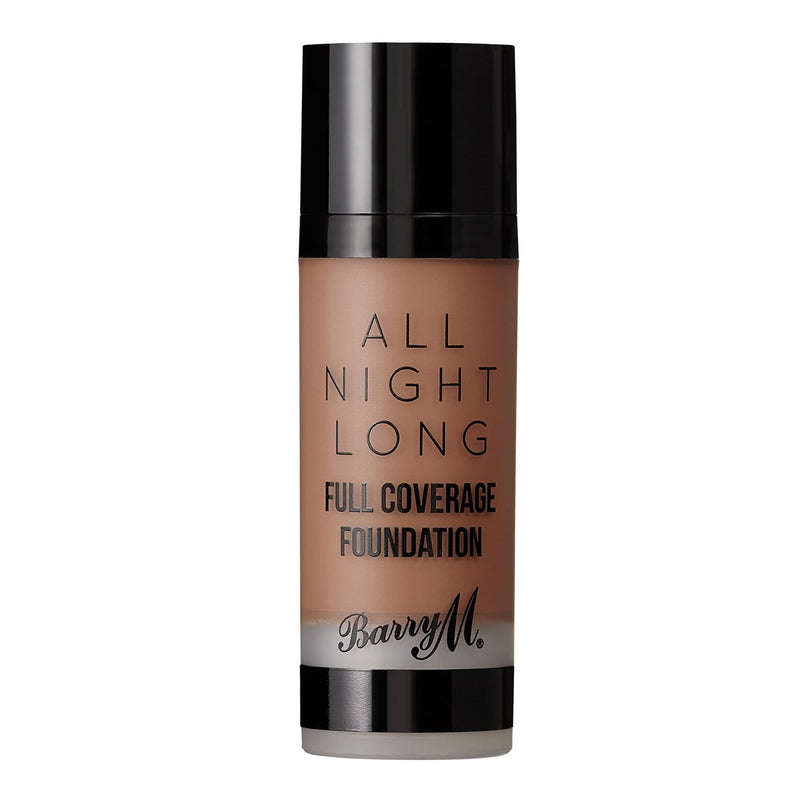 All Night Long Liquid Foundation | Fudge