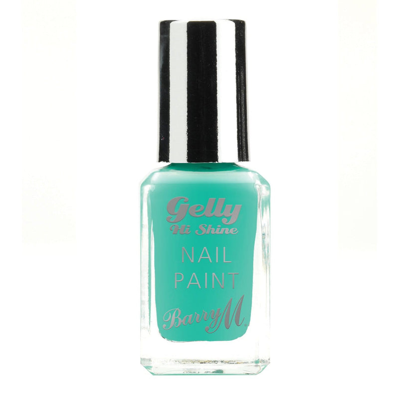 Gelly Hi Shine Nail Paint | Green Berry, Nail Paint,GNP12