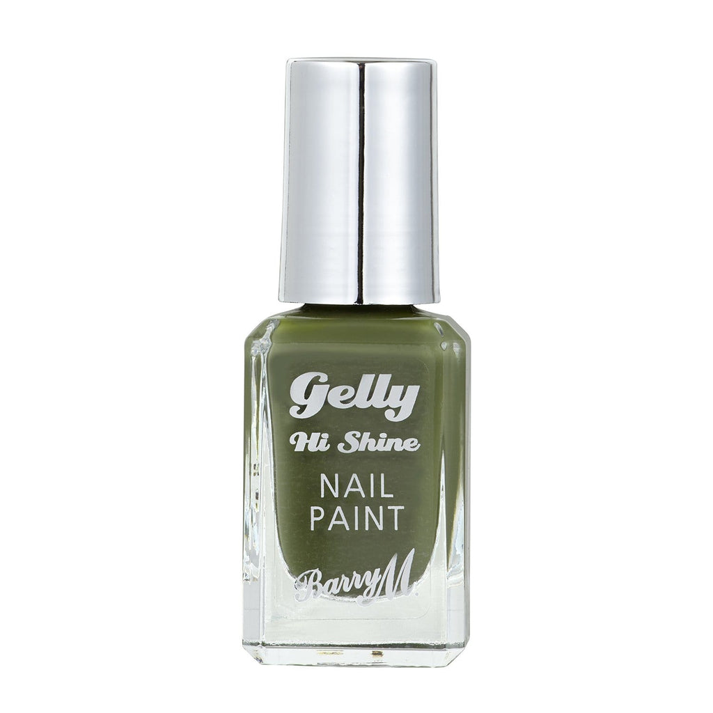 Gelly Hi Shine Nail Paint | Matcha