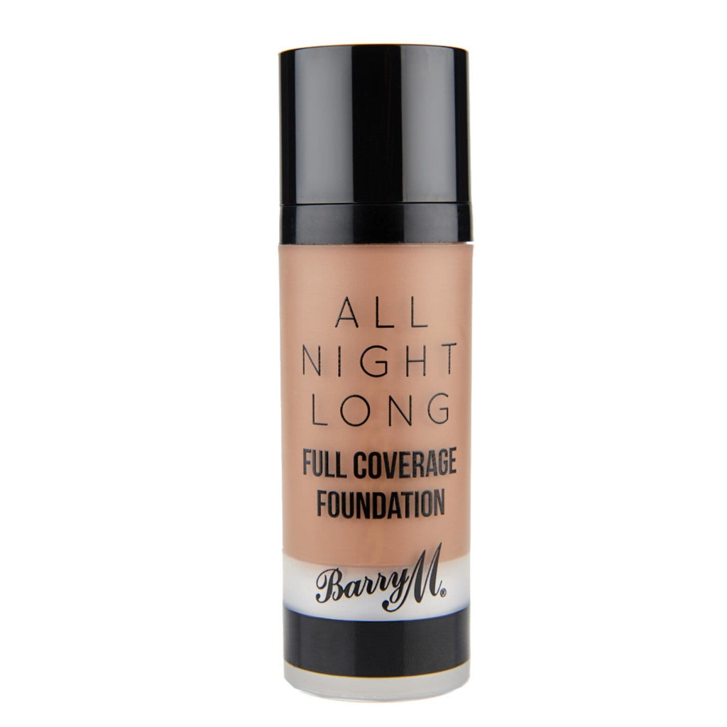All Night Long Liquid Foundation | Gingerbread