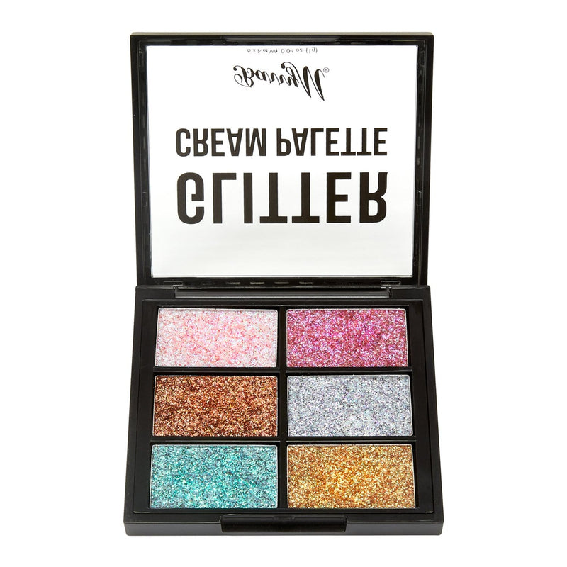 Glitter Cream Palette 2, Glitter and Jewels,GCP2
