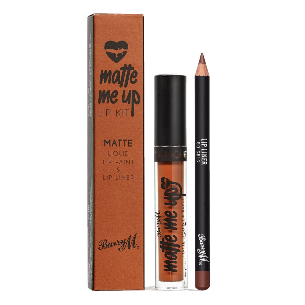 Matte Me Up Lip Kit, Lip Kit,LKE