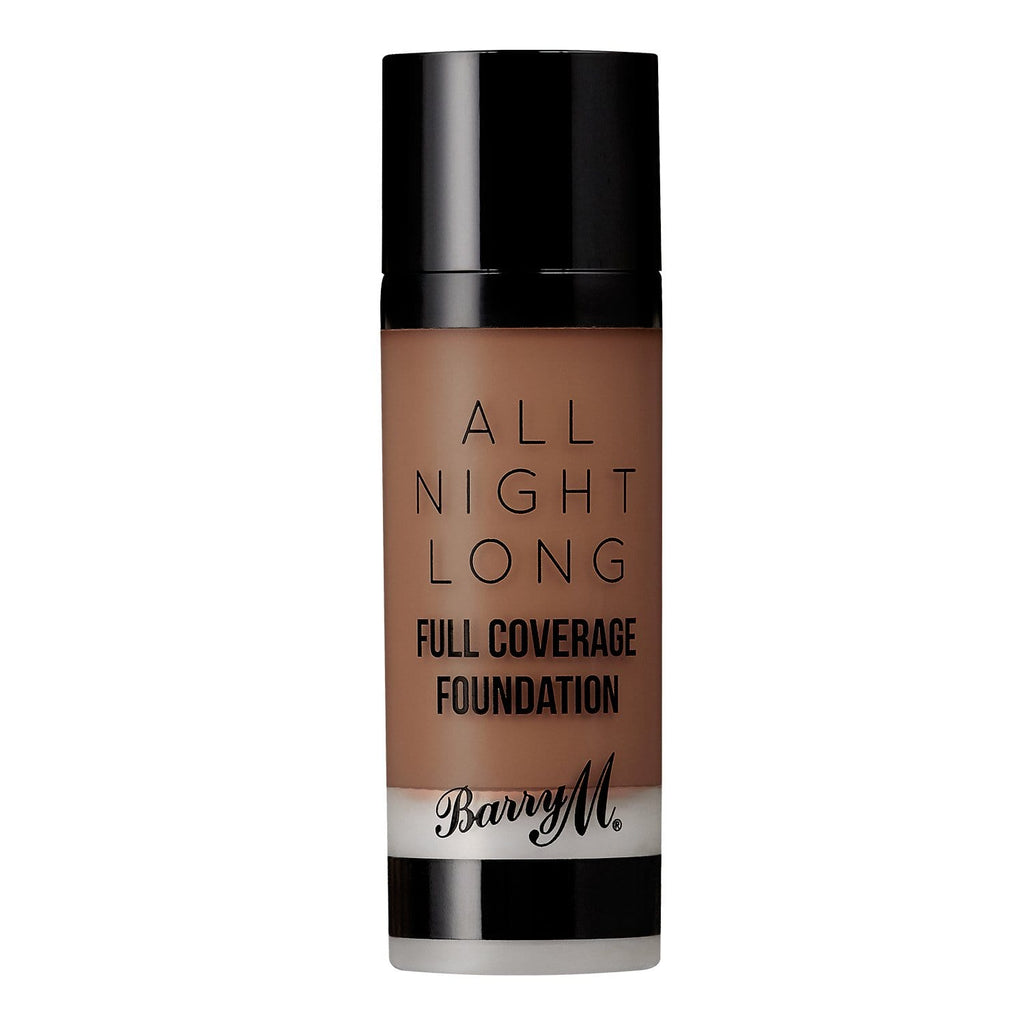 All Night Long Liquid Foundation | Mahogany