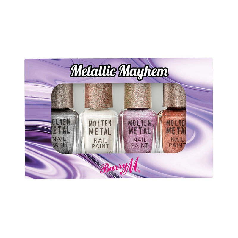 Metallic Mayhem Gift Set, Bundle,AMGS2