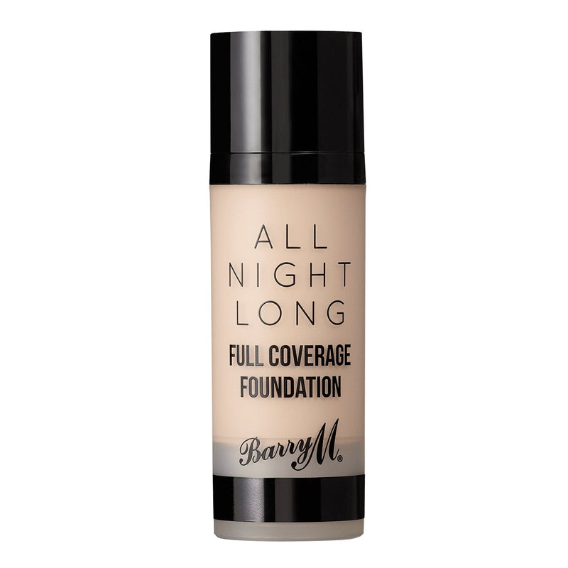 All Night Long Liquid Foundation | Milk