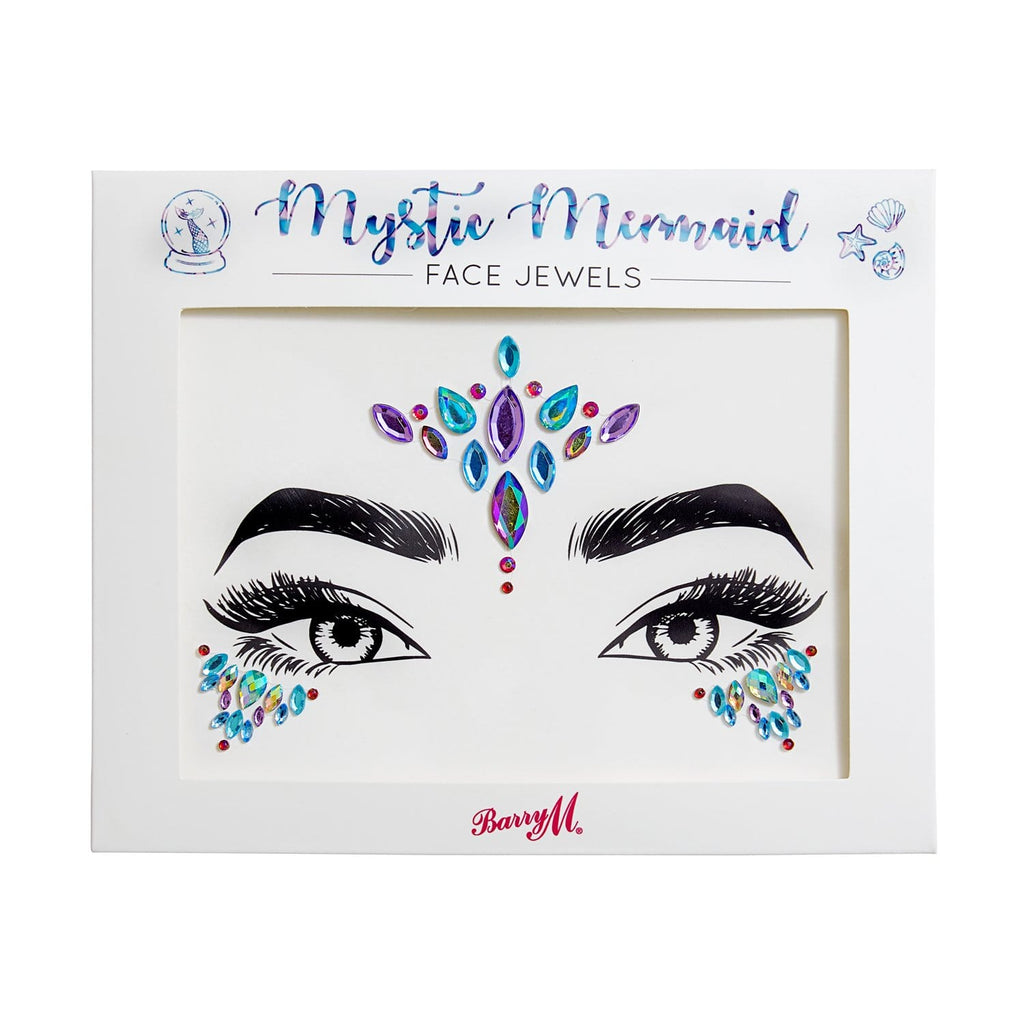 Face Jewels | Mystic Mermaid