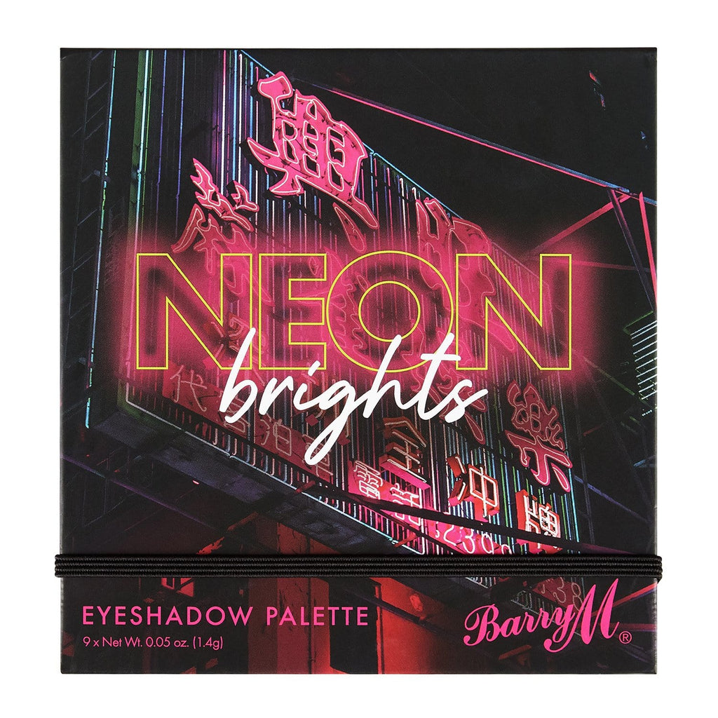 Neon Brights Eyeshadow Palette