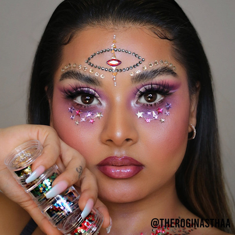 Face Jewels | Fortune Teller