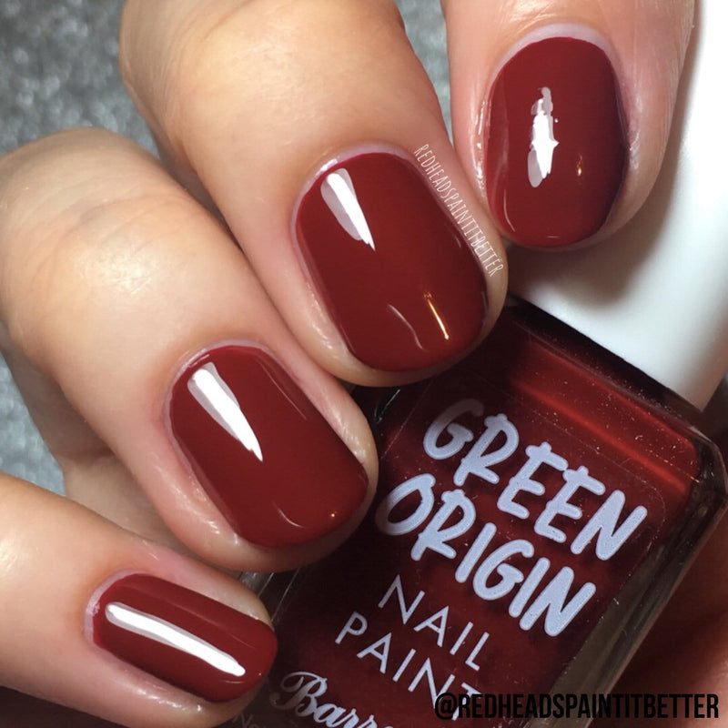 Green Origin Nail Paint | Red Sea