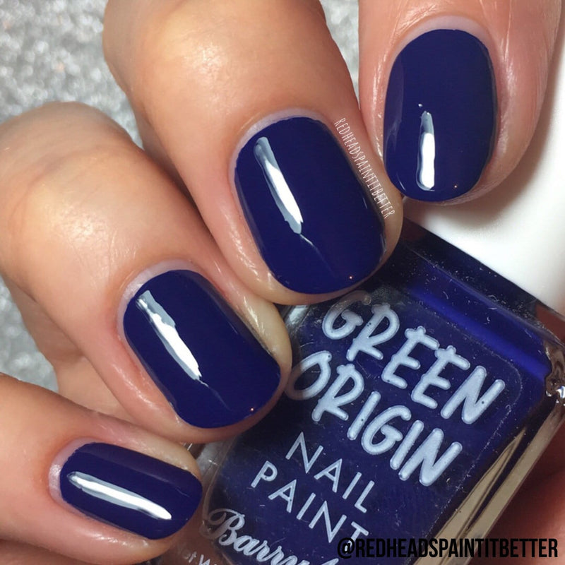 Green Origin Nail Paint | Night Sky