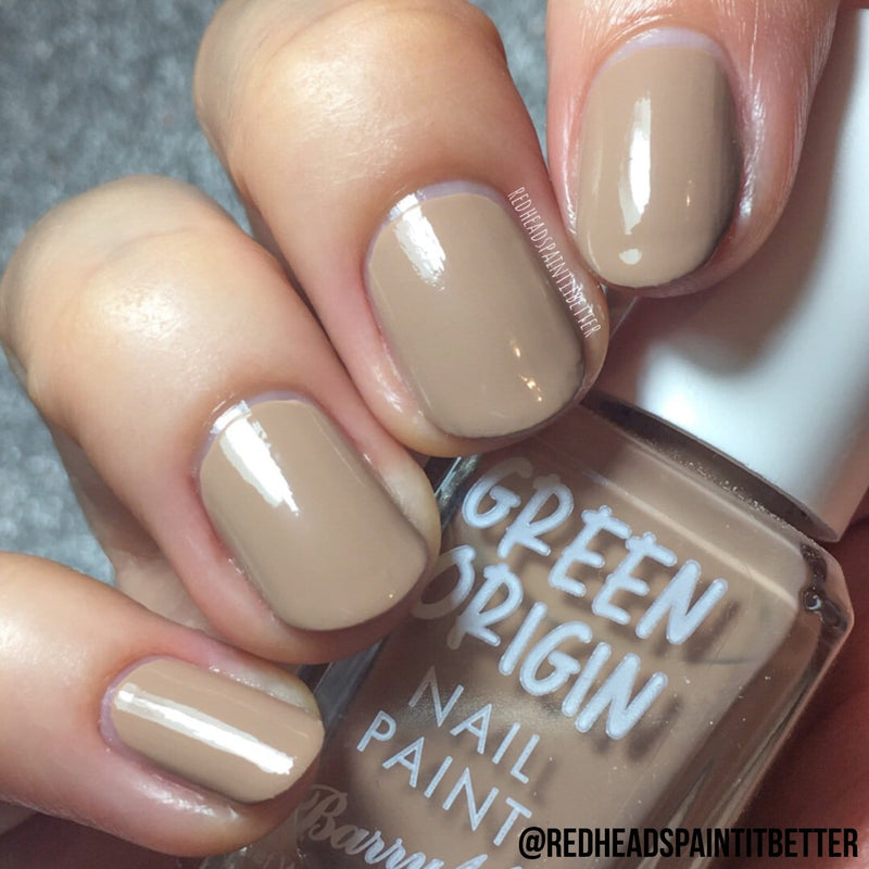Green Origin Nail Paint | Down to Earth