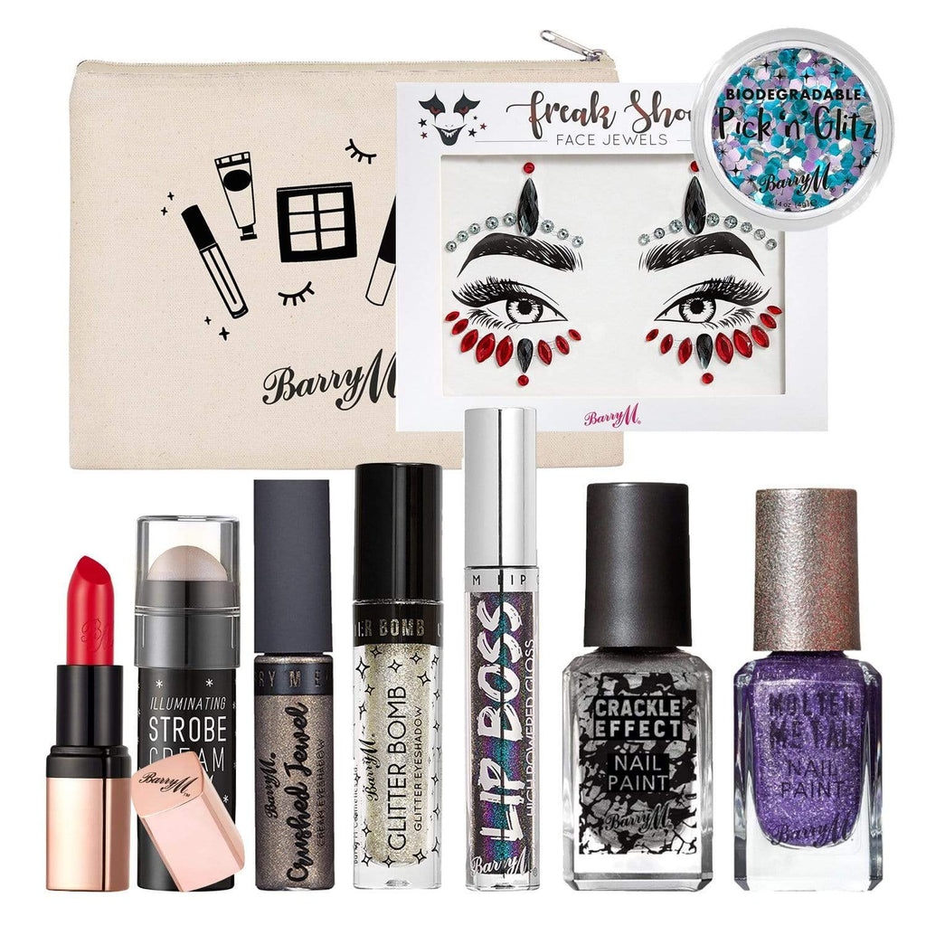 Barry M Trick or treat bundle