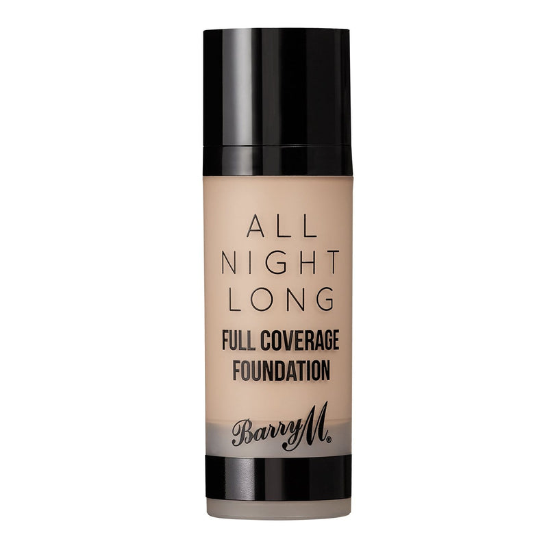 All Night Long Liquid Foundation | Oatmeal
