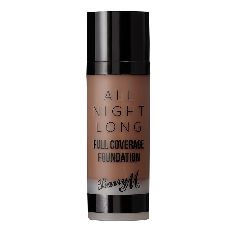 All Night Long Liquid Foundation | Pecan