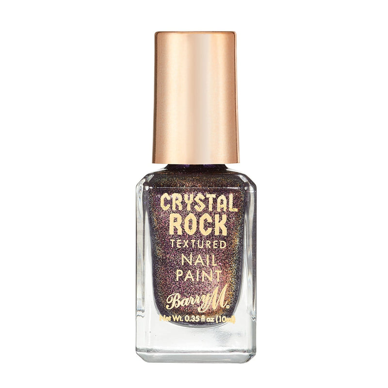Crystal Rock Textured Nail Paint | Purple Agate, Nail Paint,CRNP4