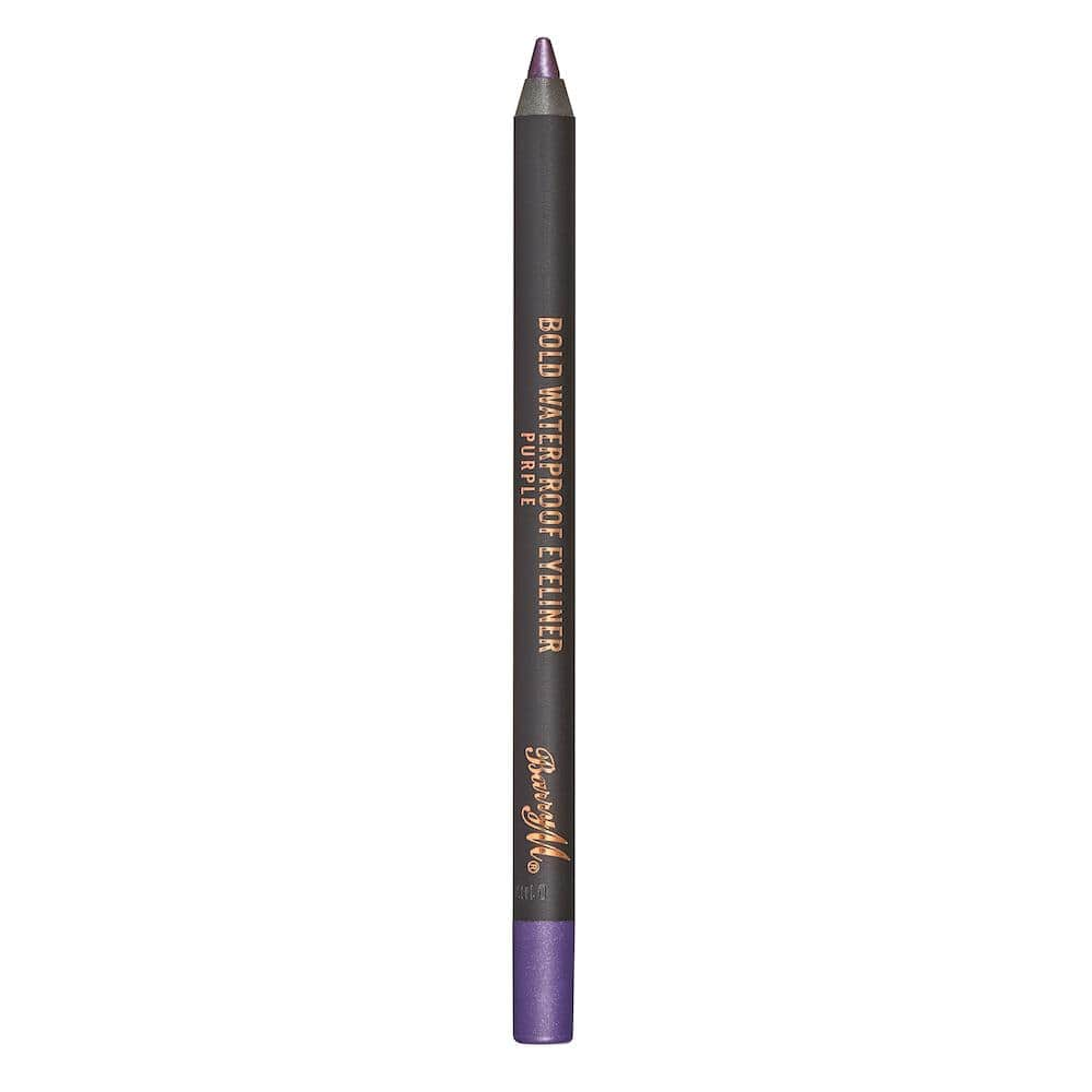 Bold Waterproof Eyeliner | Purple