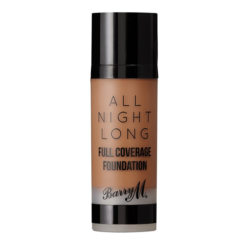 All Night Long Liquid Foundation | Spice