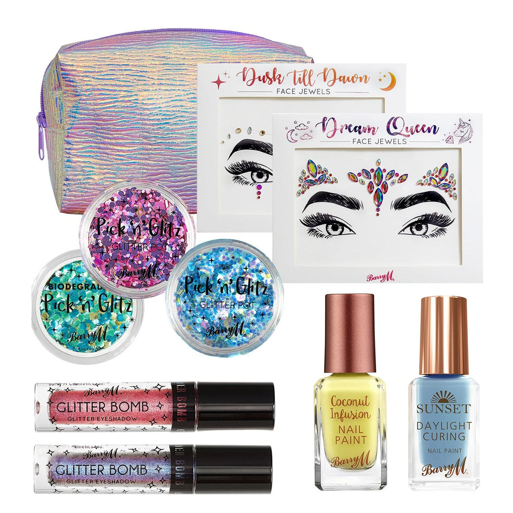 Glitter Glitz Makeup Goody Bag
