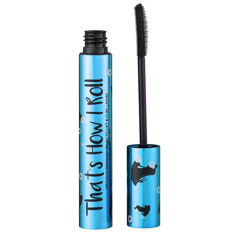 That's How I Roll Waterproof Mascara | Black