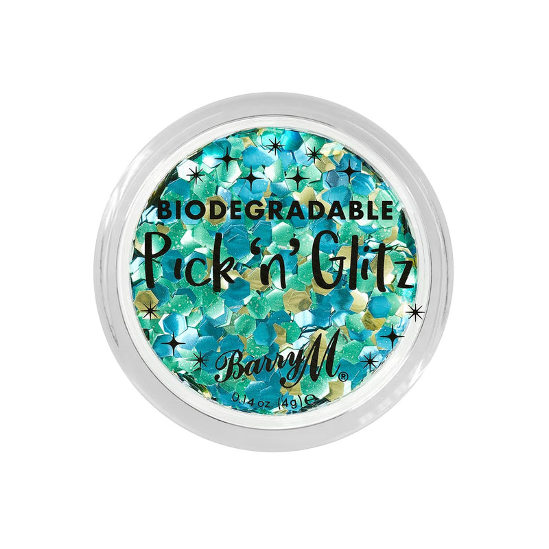 Biodegradable Pick 'n' Glitz, Glitter and Jewels,PG14