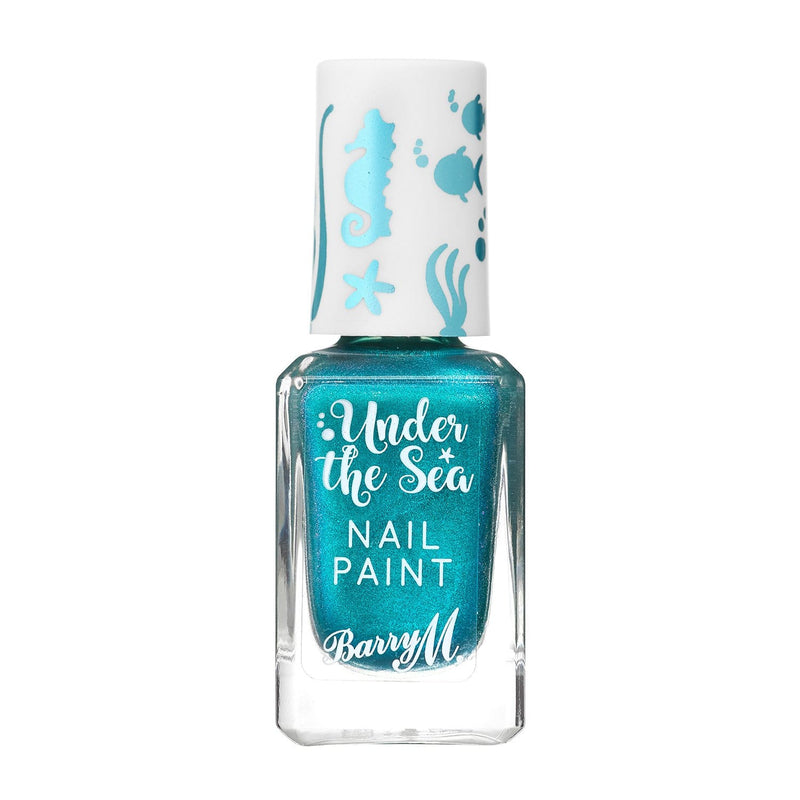 Under the Sea | Mermaid Tail, Nail Paint,USNP14