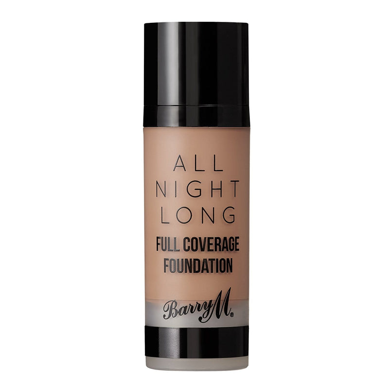 All Night Long Liquid Foundation | Waffle