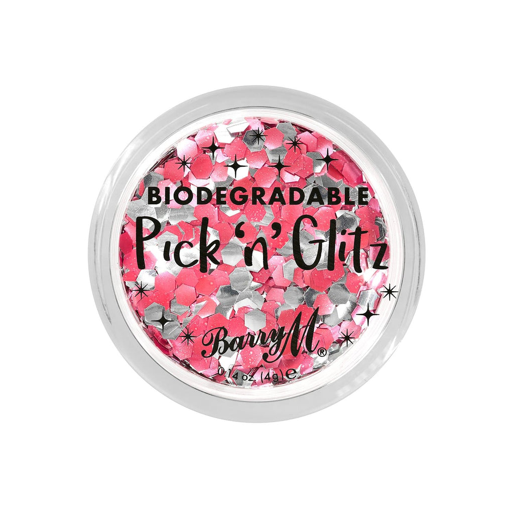Biodegradable Pick 'n' Glitz, Glitter and Jewels,PG15
