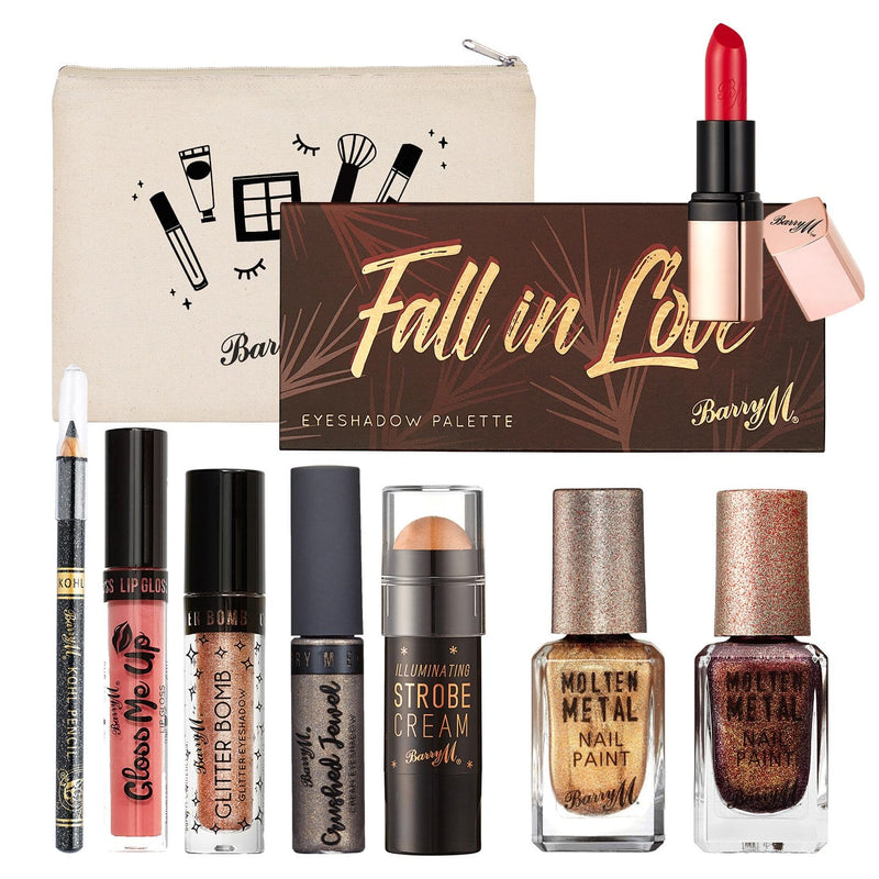 Fall in Love Makeup Goody Bag