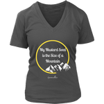 My Mustard Seed Women's V-Neck