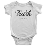 Truth Baby Bodysuit - Spiritualitees [Black]